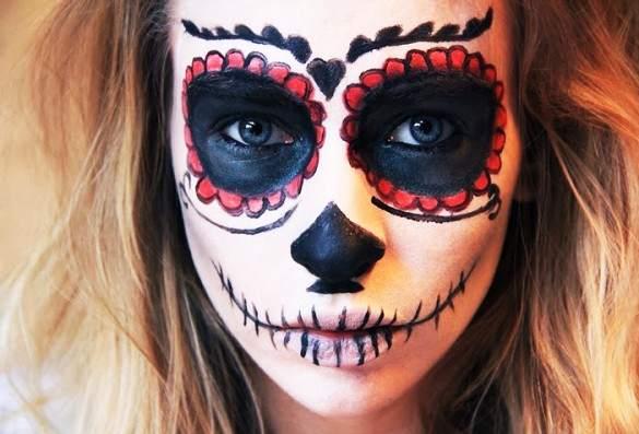Cách trang điểm Halloween đơn giản từ kinh dị đến dễ thương siêu ấn tượng