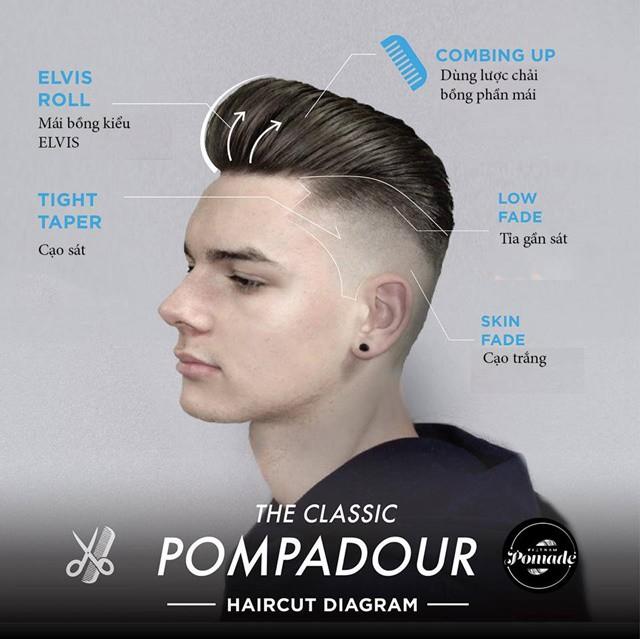 các kiểu tóc undercut đang gây sốt trên thế giớ i - 5