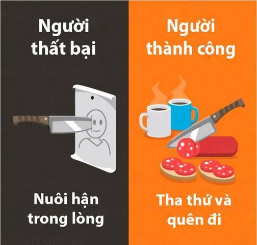 10 dieu khac biet giua nguoi thanh cong va that bai - 6