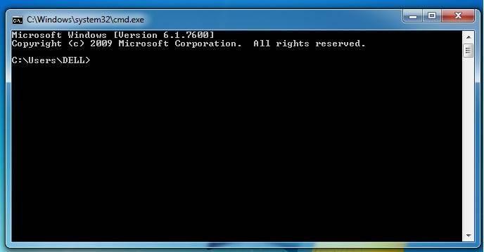 50 câu lệnh CMD thông dụng dễ thực hiện !