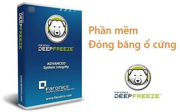 Deep Freeze Standard 8 Full Serial Key – Đóng băng ổ cứng