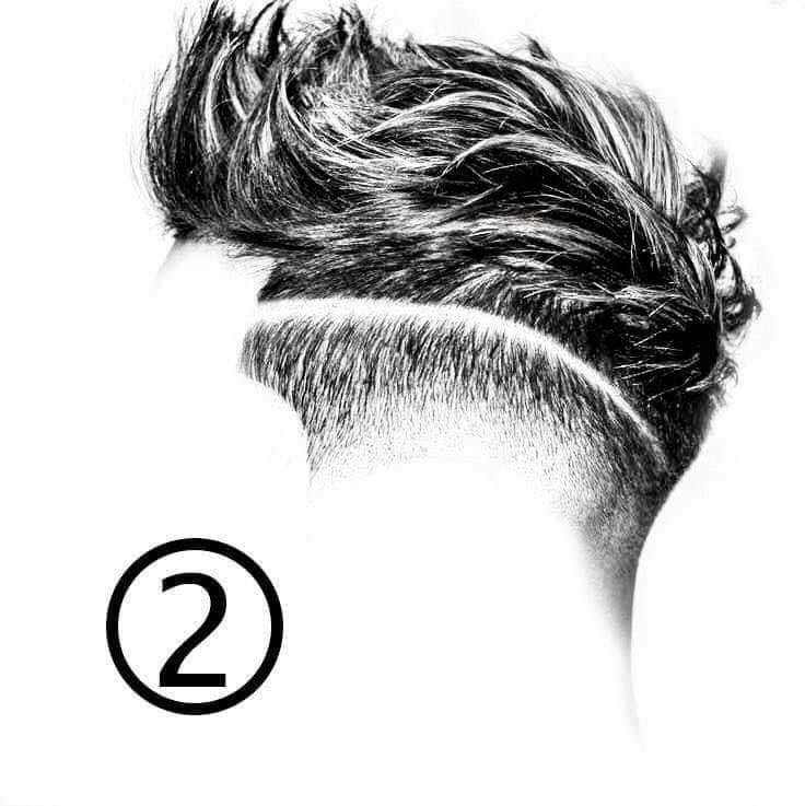 15 kiểu tóc undercut ấn tượng nhất cho nam giới2018