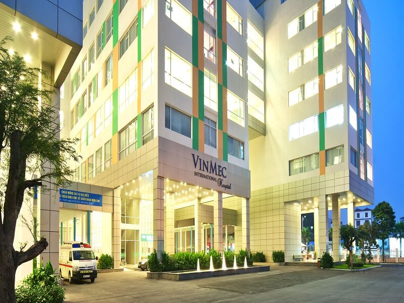 Bệnh viện cho cư dân Vinhomes Giảng Võ
