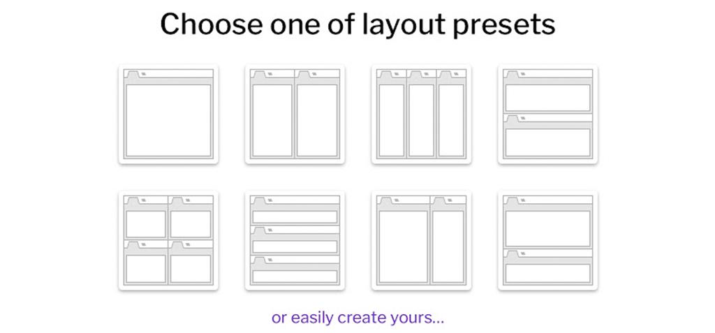 Addon chia nhiều màn hình để dễ dàng làm việc trong Chrome