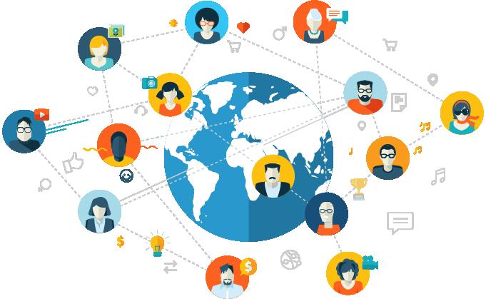 Tổng hợp 100+ mạng xã hội có người dùng lớn nhất trên thế giới