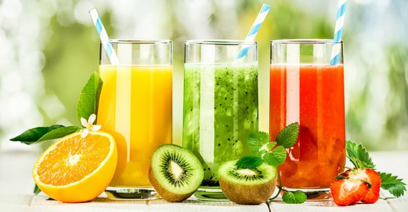 8 loại sinh tố trái cây giúp thanh lọc cơ thể làm hết mụn nám sáng da