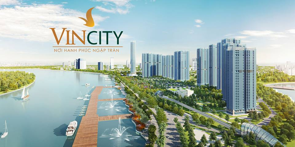 Thông tin mới nhất về quy hoạch khu đô thị Vincity Gia Lâm