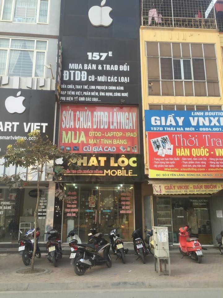 Phát Lộc Mobile - Cửa hàng điện thoại lớn kiêm trung tâm dạy nghề sửa chữa điện thoại uy tín