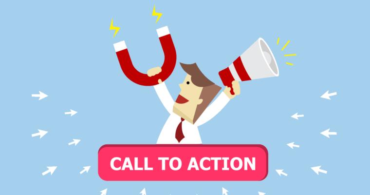 """Top 50 cụm từ kêu gọi hành động """"CALL TO ACTION"""" phổ biến"""