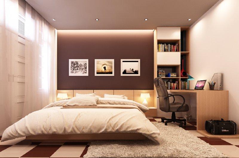 1001+ Mẫu thiết kế nội thất phòng ngủ đẹp từ 2m2 đến 20m2
